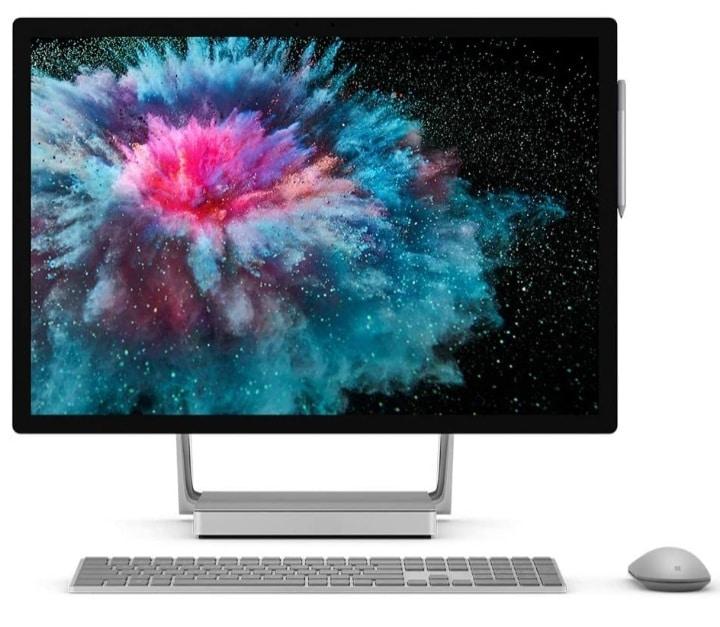 Microsoft surface studio 2 newest version