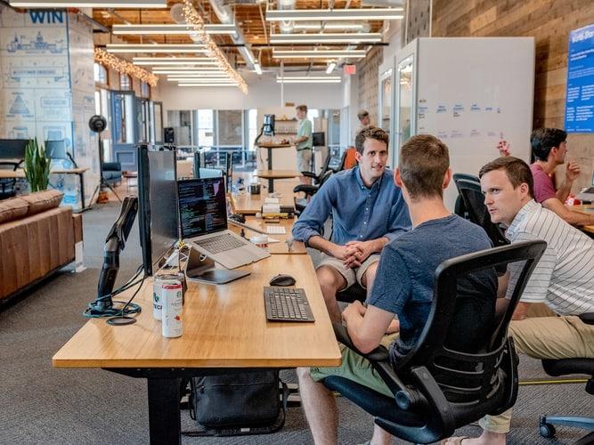 software startup