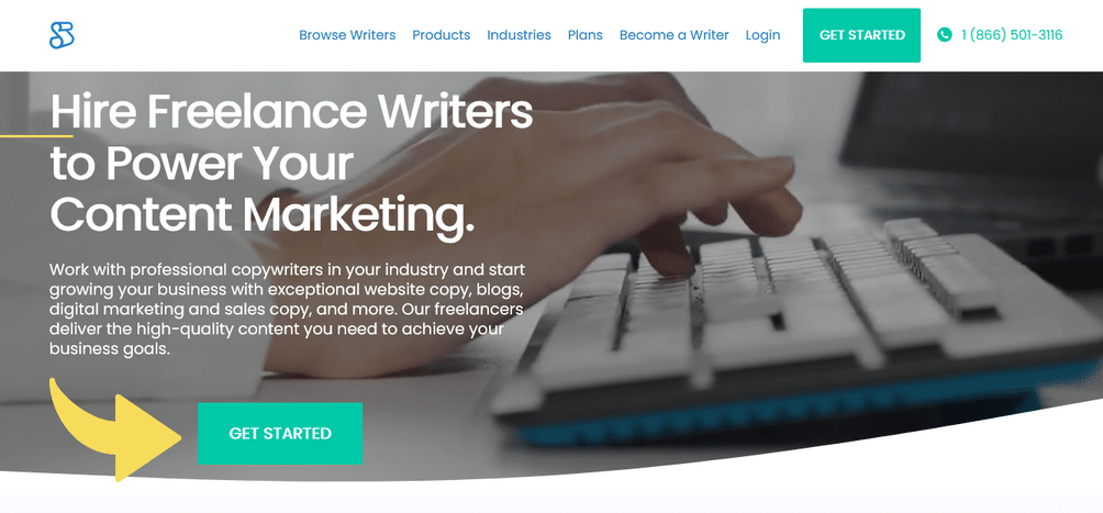 hire freelance writer on scripted